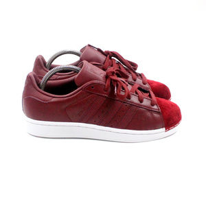 adidas Originals Superstar W Collegiate Burgundy